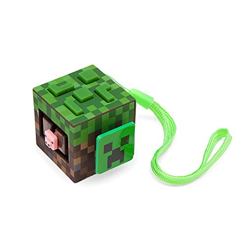 Minecraft Grass Activity Block (Fidget Cube)]()