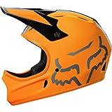 Fox Racing Rampage Helmet Atomic Orange, L