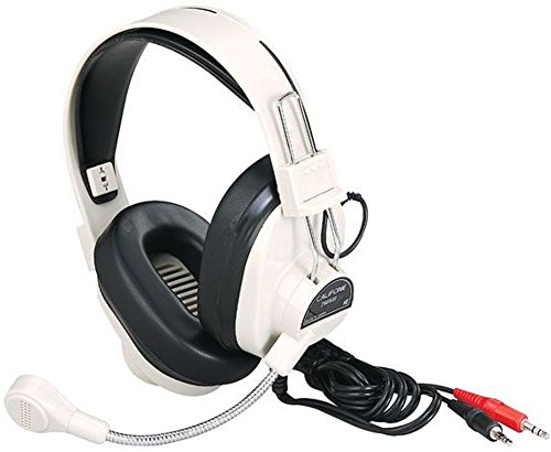 Califone CardMaster Headset/Boom with Microphone (Cardmaster Card Reader)