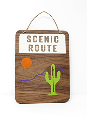 Scenic Route Road Wall Art ()