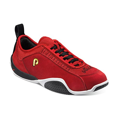 piloti 00105RED-YELLOW-BLACK13 - Racing Shoes Piloti