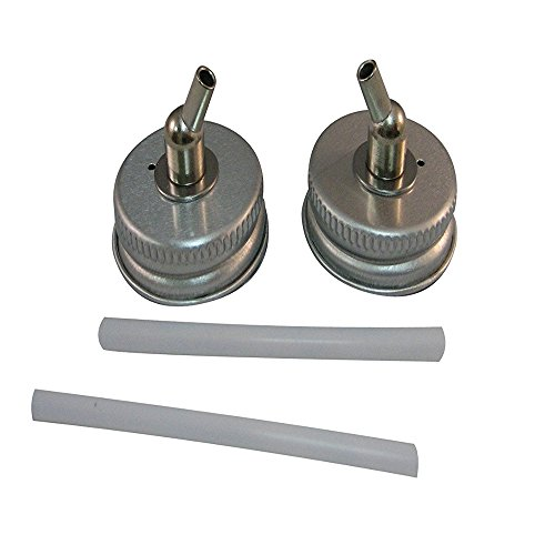 Badger Airbrush Parts Fast Blast Cap Jar Adapter Fits Models 150 and 200
