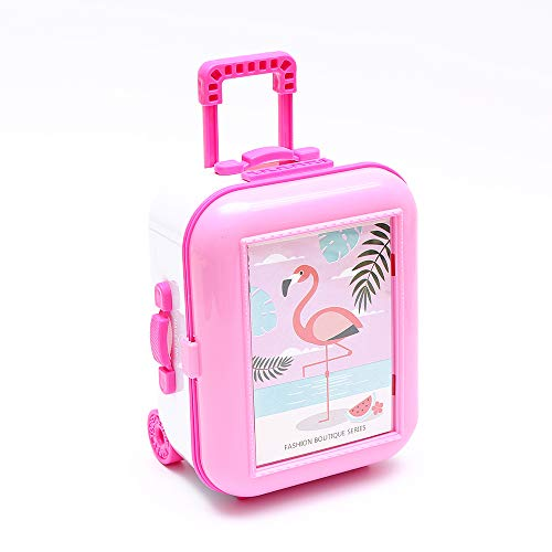 DPIST - Caja organizadora de Joyas con diseño de Unicornio y Bailarina con un Regalo de cumpleaños para niña Bailando,...