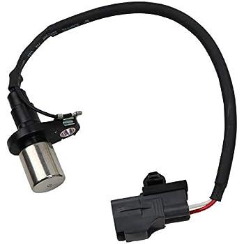 Engine Crankshaft Position Sensor-Crank Angle Sensor Beck//Arnley 180-0385