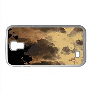 Sunset Watercolor style Cover Samsung Galaxy S4 I9500 Case (Sun & Sky Watercolor style Cover Samsung Galaxy S4 I9500 Case) by icecream design