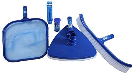 Swimline Premium Maintenance Kit - 3-Way Test Kit