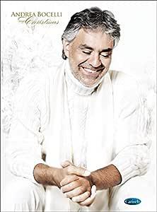 Andrea Bocelli: My Christmas. Partituras para Piano, Voz y