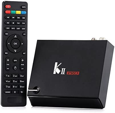 vipwind Kii Pro Android TV Box 2 GB + 16GB DVB-S2 DVB-T2 CCCAM ...