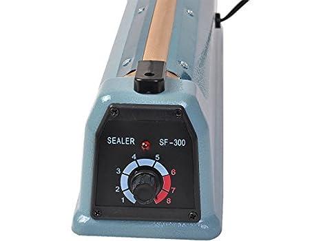Amazon.com: Kseven - Sellador de impulso de calor de 12.0 in ...