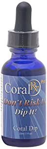 Blue Ocean Corals Coral Rx Concentrate Dip PRO Aquarium Treatment, 1-Ounce