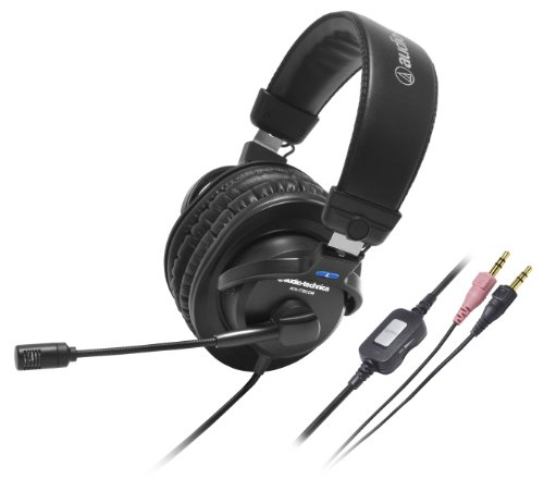 Audio-Technica ATH-770COM Stereo Headset by Audio-Technica