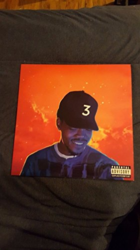 Coloring Book (2016) (Album) by Chance the Rapper