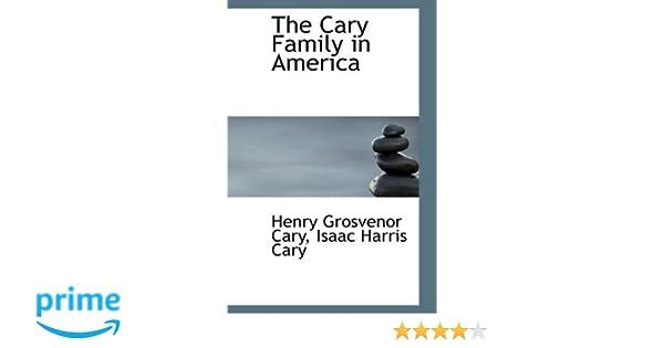 Henry Grosvenor Cary