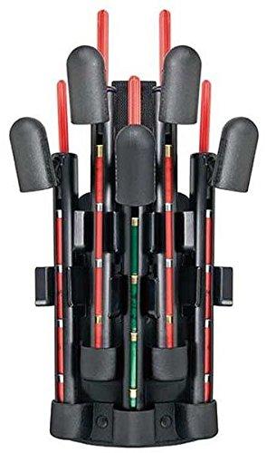 Safariland 6005-12 Shotgun Speedloader Holder, Black, LH (Shotgun Speedloader)