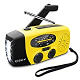 [Upgraded Version]Emergency Radio, Esky 3 LED