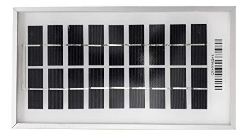 Luminous Solar Panel 3 Watt 6 Volt Poly Crystalline
