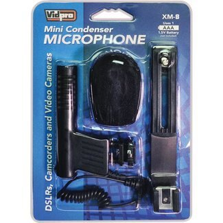 Vidpro Mini Condenser microphone XM-8