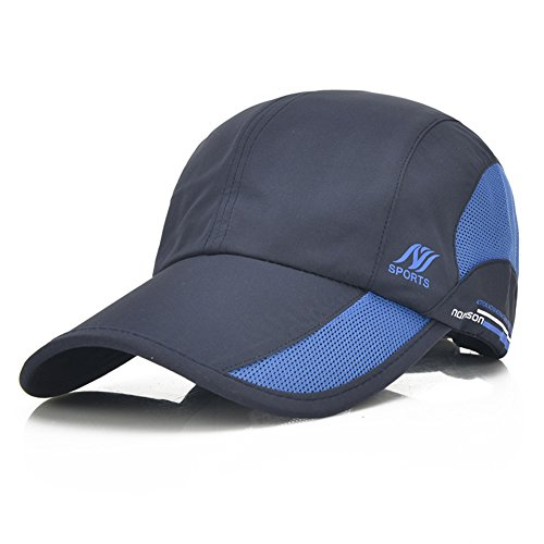c0815b5a07194 Quick Dry Baseball Caps Breathable