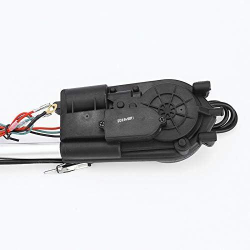 NO LOGO LSB-Schaltknauf 1pc Auto-AM FM Radio Mast Leistung Antenne Ersatz-Kit passend for Mercedes Benz W140 W126 W124 W201 Zubeh/ör