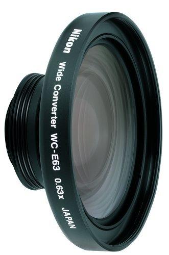Nikon WC-E63 Wide-Angle Converter Lens for Nikon 4300 & 4500 Digital Cameras