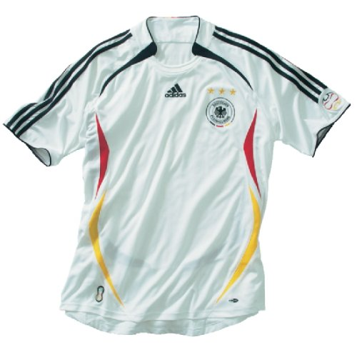 separation shoes 1e875 d5012 adidas DFB Home Jersey weiß