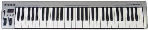 Acorn Instruments Masterkey 61 USB MIDI Controller Keyboard (Midi Controller Keyboard 61)