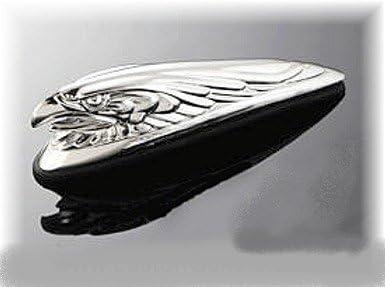 Ornement garde boue chrome design moto