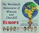 The Worldwide Adventures of Winston Churchill, Michael Finklea, 1567634060
