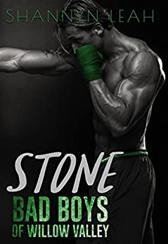 Stone (Bad Boys of Willow Valley) by [Leah, Shannyn]
