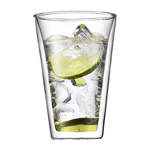 UPC 727015575131, Bodum Canteen Double Wall Cooler/Pint Glass, Set of 2