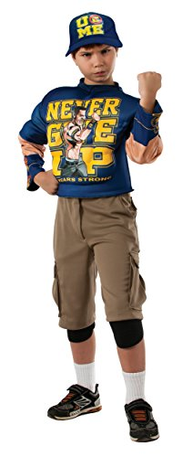 Muscle Chest John Cena Costume - Medium by Halloween Resource Center, Inc.