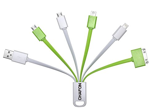 Chafon Only Charging Multi Usb Cable 6 In 1 Multi Cable