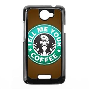 HTC One X Phone Case Black Starbucks BFG587565