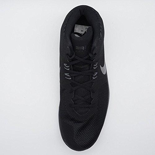 Chaussure De Basket-ball De Précision Air Nike Hommes Noir