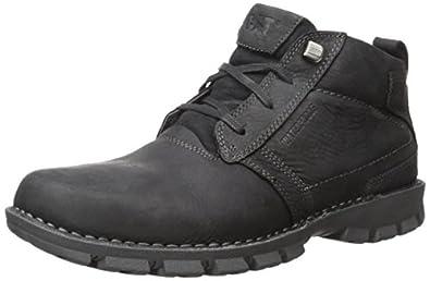 Amazon.com | Caterpillar Men's Elston WP Chukka Boot | Boots