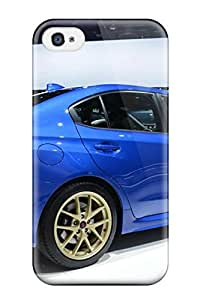 Subaru Wrx Sti 31 Case Compatible With Iphone 4/4s/ Hot Protection Case
