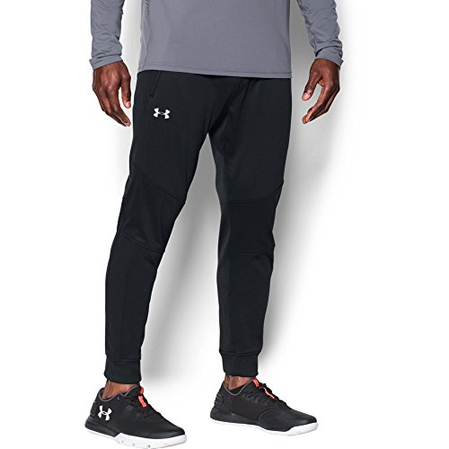 Under Armour Men's Reactor Tapered Pant, Black, 4XL-T