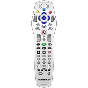 Amazon Com Cablevision Ur2 Cbl Cv04 Universal Remote