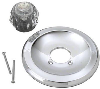 Brass Craft Service Parts SK0095 Delta Tub Trim Plumb Kit, Chrome