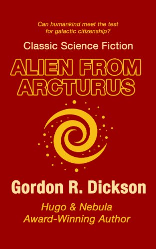book cover of Alien from Arcturus