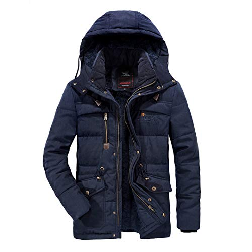 winter jacket thick warm parka