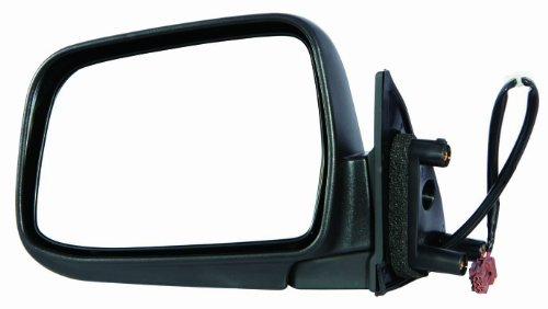 Depo 315-5414L3EF Nissan Frontier/Xterra Driver Side Textured Non-Heated Power Mirror ()