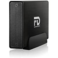 Fantom Drives GForce3 - Hard Drive - 2 TB - USB 3.0 - Black (GF3B2000U64)