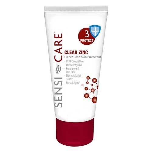 Convatec - 413587 - Sensi-Care Clear Zinc, 5 oz