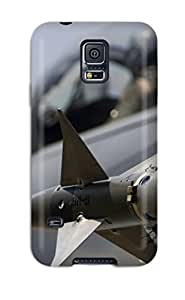 Shock-dirt Proof F 15 Eagle Moves Into Position Case Cover For Galaxy S5