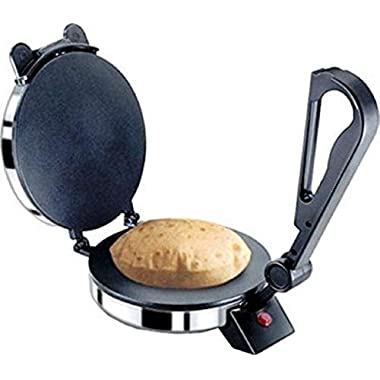 "BAJAJ VACCO®""Go-Ezzee"" Chapati/Roti/Khakhra Maker C-02 Wattage 900 8"