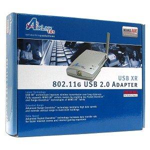 AIRLINK101 USB XR WIRELESS ADAPTER WINDOWS VISTA DRIVER