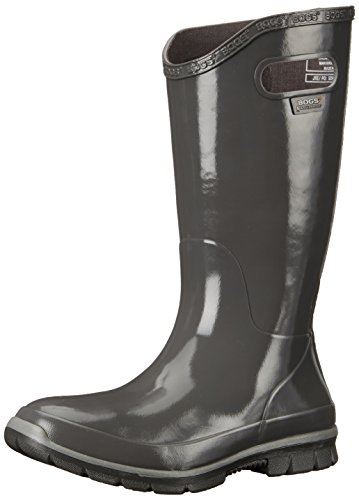 Boot Bogs Berkley Gray Womens Rain qZBZptrw