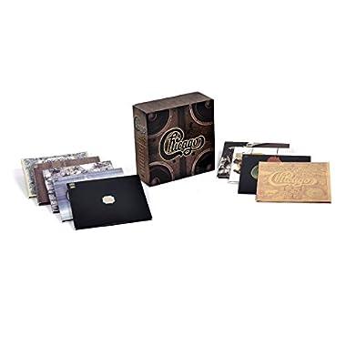 Chicago Quadio Box (9 Disc Blu-Ray Audio)