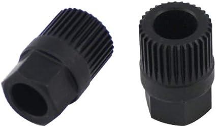 ALTERNATOR PULLEY TOOL Wrench Free Wheel clutch Socket Spline Bosch Ina